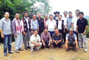 CNTC visits violence-hit Ralan area