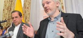 Wikileaks founder Assange to leave London embassy 'soon'