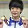 Korean schoolboy outguns Olympic champion