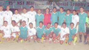 Barak FC, Naga United Club to clash in final today