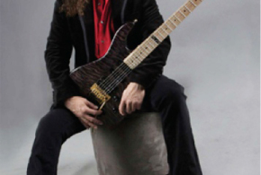 Vinnie Moore to conduct  a master class in Dimapur