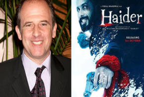 Hollywood's Michael Hoffman: Haider will get crossover recognition