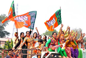 After twin wins, Delhi BJP 'ready for fresh polls'