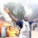 Burkina parliament set ablaze