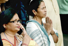 Mamata dares Centre to arrest her