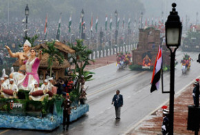 Cultural heritage, military might on display at Rajpath