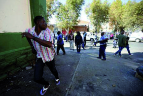 S Africa seeks diplomatic support  to defeat anti-immigrant unrest