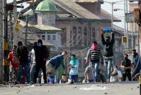 Srinagar on edge as Masarat Alam is arrested