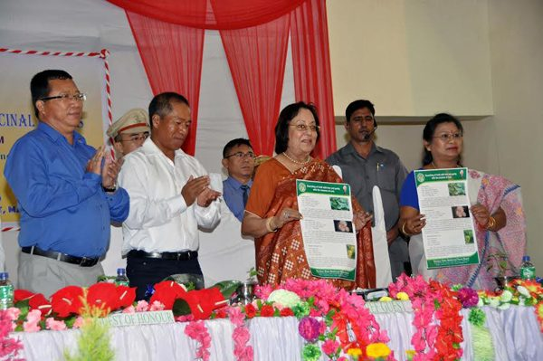 manipur-governor-dr-najma-heptulla-accompanied-by-social-welfare-minister-ak-mirabai-and-other-officials-launching-national-campaign-on-medicinal-plants-in-imphal-on-tuesday