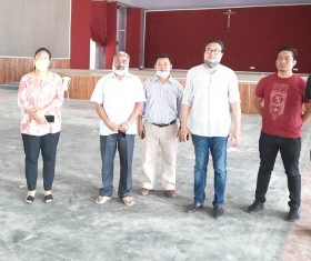 Covid-19 relief distribution to daily wage earners concludes in Dimapur