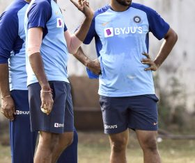 India fret on bowling combination on batting belter; West Indies aim to lock series
