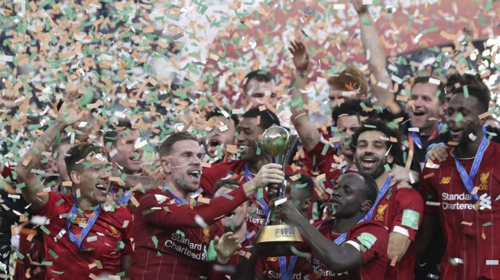 Liverpool beats Flamengo to win maiden Club World Cup
