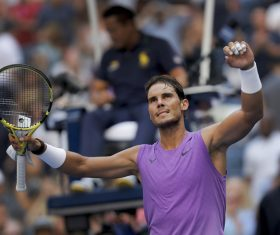 I am finally back on court — Nadal returns to training