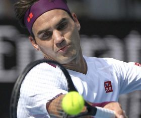 Federer edges out Ronaldo in Forbes' list of highest-paid athletes