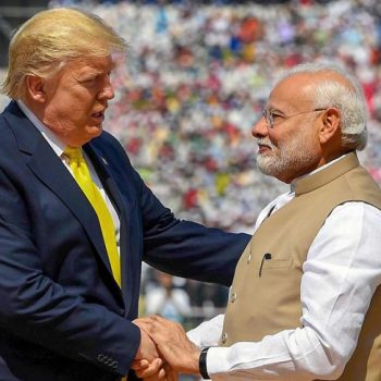 India rolls out cultural extravaganza to welcome Donald Trump