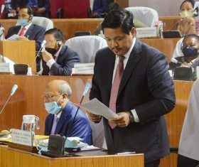 Three-day re-assembled budget session of Meghalaya Assembly starts