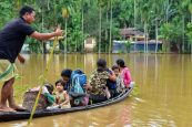 30,700 people of five Assam districts affected by flood