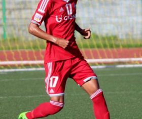 Another Naga trooper joins new breed of league footballers