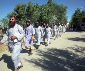 Afghan govt releases another 900 Taliban inmates
