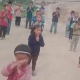 Angphang children pray for divine protection