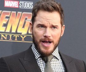 Chris Pratt: War with political body over his firm's name