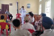 Covid-19 training held for frontline workers in Jalukie