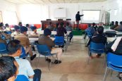 Frontline workers of Mon trained on contact listing and tracing