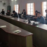 Tuensang DC asks officers to report to station within 24 hrs