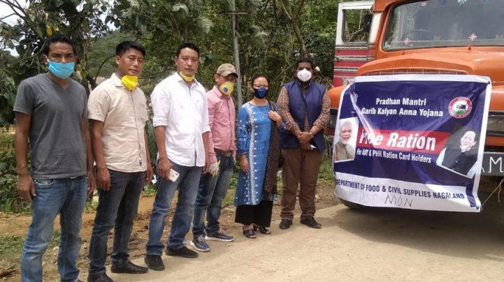 First phase of free rice distribution launched in Mon