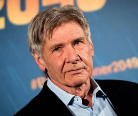 Harrison Ford speaks against Trump government's policies