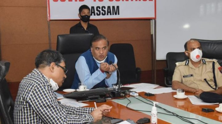 No fresh Covid-19 case reported in Assam, condition of 28th patient 'alarming' — Himanta