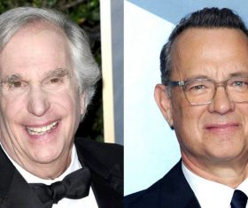 Henry Winkler talks about rumoured feud with Tom Hanks