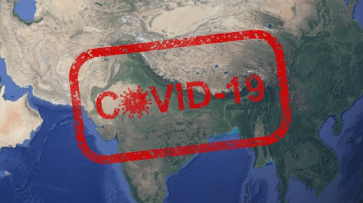 Record 6,977 new Covid-19 cases in India in last 24 hours; death toll climbs to 4,021