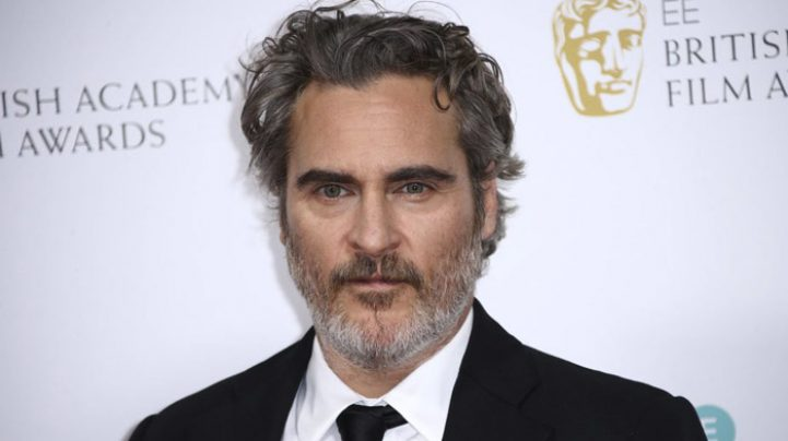 Joaquin Phoenix reminds 'We're All Animals' in PETA ad