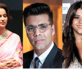 Kangana, Ekta, Karan Johar, among BTown Padma Shri recipients