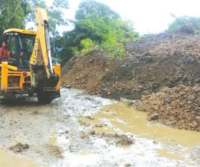 Chakhabama-Zunheboto road damages announced