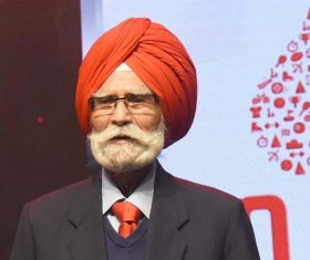 Legendary hockey player Balbir Singh Senior passes away