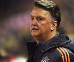 Van Gaal slams Man Utd for failing to land top transfer targets