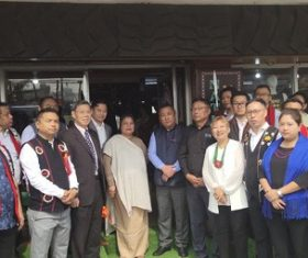 'Naturally Nagaland' launched at New Delhi