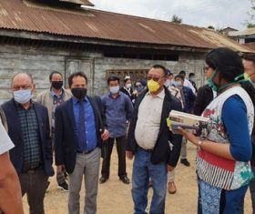 Surveillance activities, contact tracing intensified in Nagaland, says Health minister
