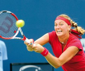 Kvitova would 'rather cancel' Grand Slams than play without fans