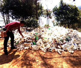 Turning Nagaland's plastic waste into durable roads