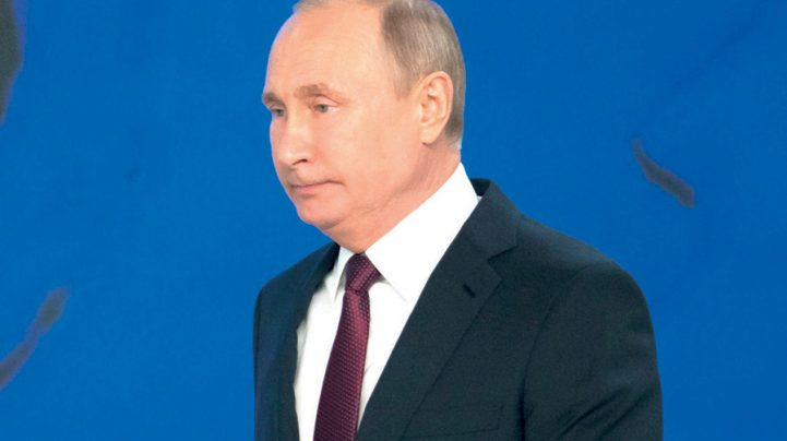Putin declares emergency after Arctic Circle oil spill