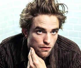 Robert Pattinson is the World's Most Handsome Man