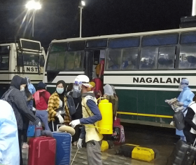 3367 stranded citizens evacuated till date