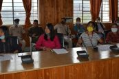 Training on Incident Response System held at Peren