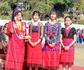 Tuensang students' session concludes