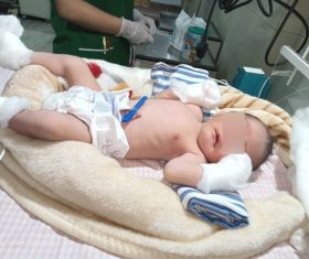 Infant found abandoned in Dimapur