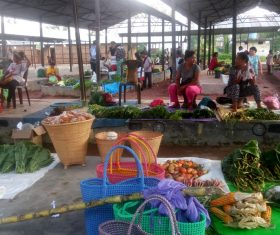 Daily market for local produce established in Dimapur