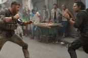 Extraction movie review: All-out action meets bad writing
